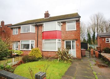 Thumbnail 3 bed semi-detached house to rent in Warwick Avenue, Newton-Le-Willows