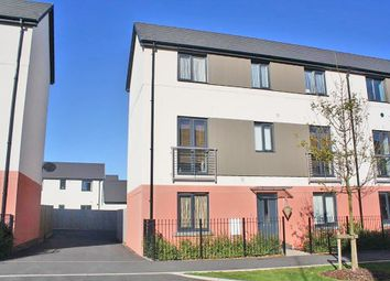 Thumbnail 4 bed semi-detached house for sale in Ashbrook Street, Saltram Meadow, Plymstock, Plymouth
