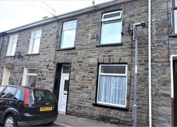 Thumbnail 3 bed terraced house for sale in Lake Street, Ferndale