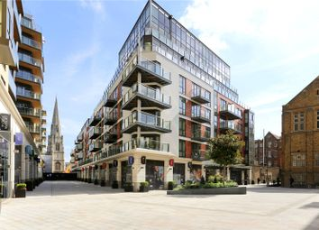 Thumbnail 2 bed flat for sale in Fitzroy House, Dickens Yard, Longfield Avenue, Ealing