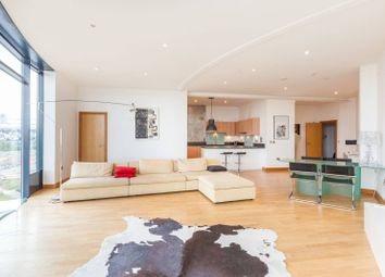 Thumbnail 3 bed flat for sale in Roach Road, Victoria Park, London