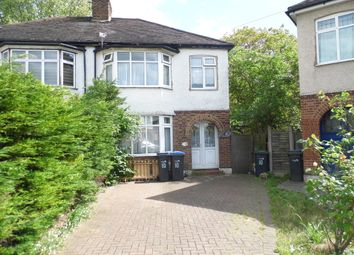 Thumbnail 3 bed semi-detached house for sale in Warren Crescent, London