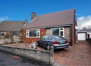 Thumbnail 2 bed detached bungalow for sale in Hollinhead Crescent, Preston