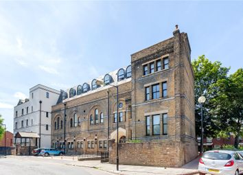 Thumbnail 4 bed flat for sale in Temple Court, 52 Rectory Square, London
