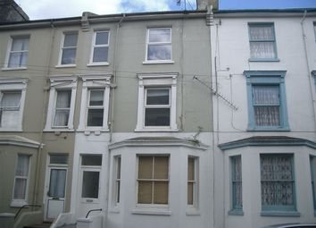 Thumbnail 2 bed maisonette to rent in Earl Street, Hastings, East Sussex