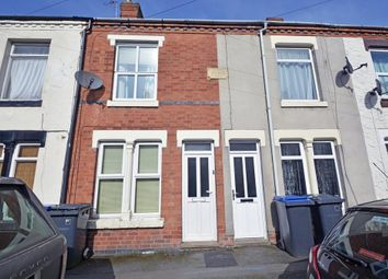 Thumbnail 2 bed terraced house to rent in Charles Street, Hinckley, Leicestershire