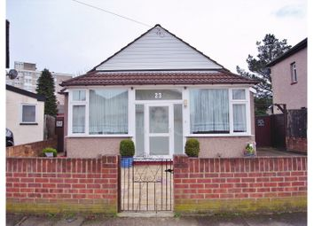 Thumbnail 3 bedroom detached bungalow for sale in Lincoln Road, Erith