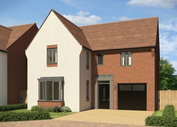 "Thumbnail 4 bedroom detached house for sale in ""Drummond"" at Lawley Drive, Lawley, Telford"