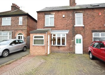 Thumbnail 3 bedroom end terrace house to rent in Heage Road, Ripley, Derbyshire