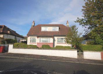 Thumbnail 4 bedroom detached house for sale in Hillend Road, Burnside, Glasgow