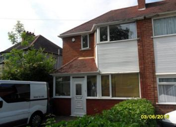 Thumbnail 2 bed property to rent in Falconhurst Road, Selly Oak, Birmingham