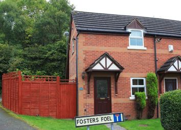 Thumbnail 1 bed terraced house to rent in Fosters Foel, Aqueduct, Telford