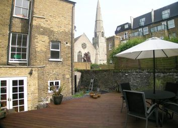 Thumbnail 2 bed flat to rent in Brussels Road, Battersea