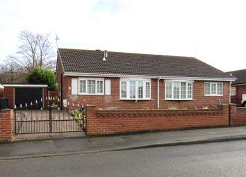 Thumbnail 2 bed bungalow for sale in Kestrel Drive, Rossington, Doncaster