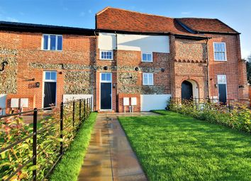 Thumbnail 2 bed terraced house for sale in The Whittles, Mill End, Thaxted