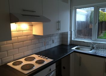 Thumbnail 1 bed terraced house to rent in Bardsey Close, St. Julians, Newport