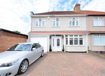 Thumbnail 4 bed semi-detached house for sale in Alexander Road, Bexleyheath