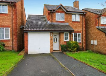 Thumbnail 3 bed detached house for sale in Maple Close, Kingsteignton, Newton Abbot