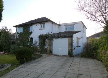 Thumbnail 4 bed detached house for sale in Harden Lane, Wilsden, Bradford