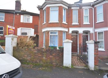 3 bed semi-detached house to rent in Sandhurst Road, Polygon, Southampton, Hampshire SO15