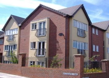 Thumbnail 1 bedroom flat to rent in West Alfred Court, Prenton