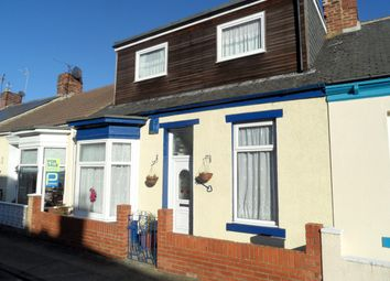 Thumbnail 4 bedroom terraced house for sale in Erith Terrace, Sunderland