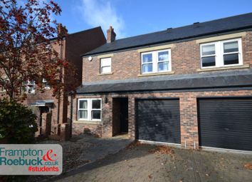 Thumbnail 4 bed shared accommodation to rent in The Sidings, Gilesgate, Durham
