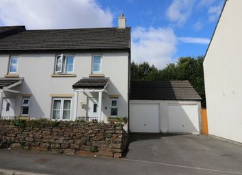 Thumbnail 3 bed end terrace house for sale in Catchfrench Crescent, Liskeard
