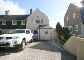 Thumbnail 3 bed semi-detached house for sale in Mirador Place, Plymouth