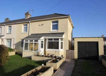 Thumbnail 3 bed semi-detached house for sale in Glebeland Place, St. Athan, Barry
