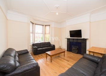 Thumbnail 9 bed terraced house to rent in Queens Terrace, Jesmond, Newcastle Upon Tyne