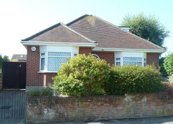 Thumbnail 3 bed detached bungalow for sale in Forest View Road, Moordown, Bournemouth