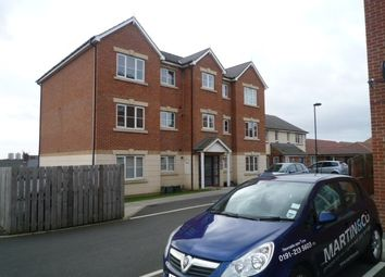 Thumbnail 2 bed flat to rent in Haydon Drive, Wallsend
