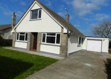 4 bed detached bungalow for sale in Castle View, Simpson Cross, Haverfordwest SA62