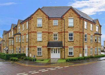 Thumbnail 2 bed flat for sale in Hyde Close, Romford, Essex