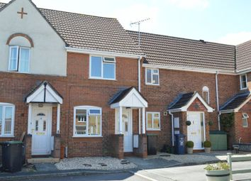 Thumbnail 2 bedroom terraced house for sale in Cloverfields, Gillingham