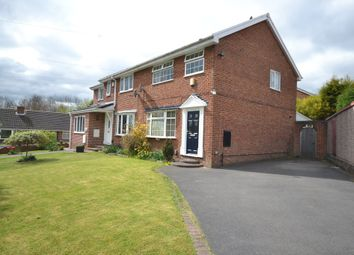 Thumbnail 3 bed semi-detached house for sale in Whitley Spring Crescent, Ossett