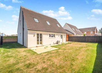 Thumbnail 3 bed detached house for sale in Feltwell, Thetford, Norfolk