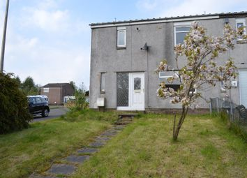 Thumbnail 3 bed end terrace house for sale in Burns Place, Shotts