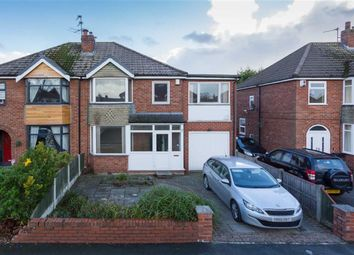 Thumbnail 4 bed semi-detached house for sale in Langholme Road, Penwortham, Preston