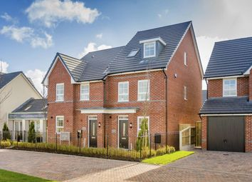 "Thumbnail 4 bedroom semi-detached house for sale in ""Helmsley"" at Lytham Road, Warton, Preston"