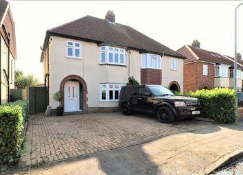 De Vere Road, Lexden, Colchester CO3. 3 bed semi-detached house