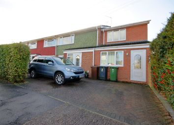 Thumbnail 3 bed semi-detached house for sale in Baywood Close, Lincoln