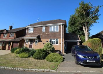 Thumbnail 4 bed detached house for sale in Allyington Way, Worth, Crawley