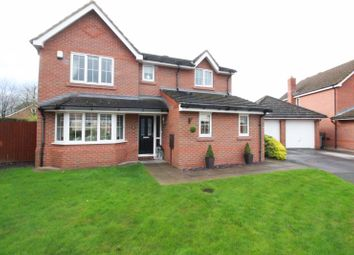 4 bed detached house for sale in Hinckley Court, Congleton CW12