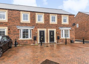 Thumbnail 3 bed terraced house for sale in Chew Mill Way, Whalley, Clitheroe, Lancashire