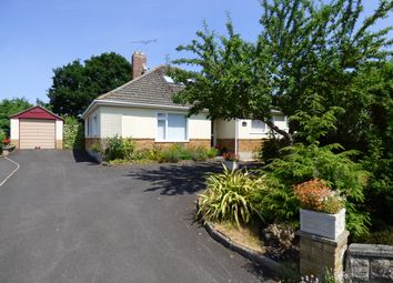 Thumbnail 4 bed detached bungalow for sale in Wavering Lane East, Gillingham