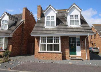 Thumbnail 3 bedroom detached house to rent in Westlands, Portavogie, Newtownards