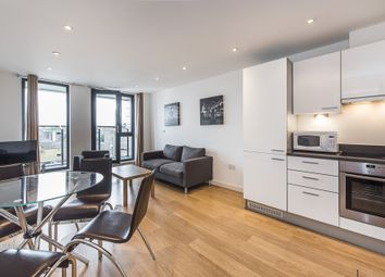 Thumbnail 1 bedroom flat to rent in Webber Street, London