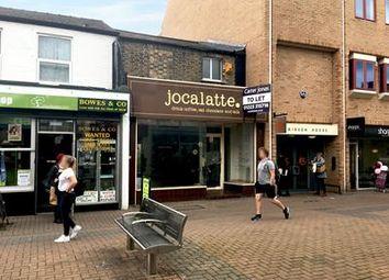 Thumbnail Restaurant/cafe to let in 56, Burleigh Street, Cambridge